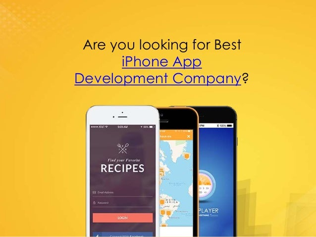 Are you looking for Best iPhone App Development Company?