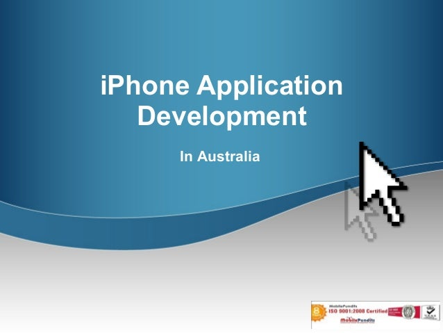iPhone Application Development In Australia
