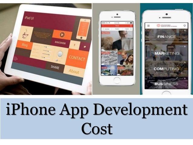 iPhone App Development Cost