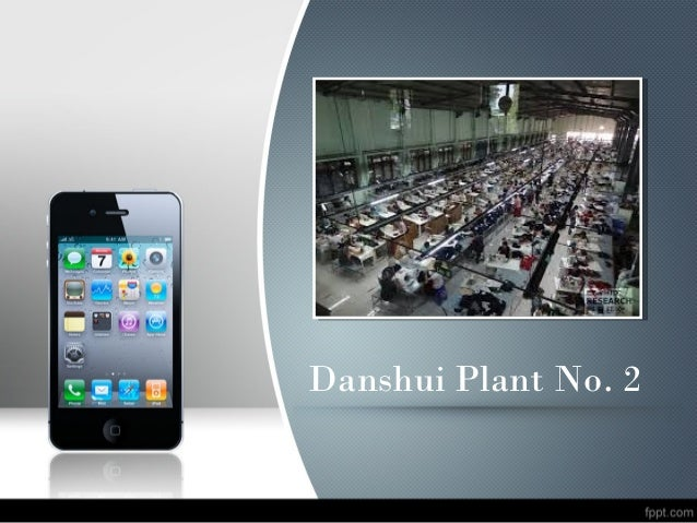 danshui plant case Essay danshui plant no2 case study danshui plant no2 case study yuli tang rui zhang due date: april 9, 2013 1 as we can see from the exhibit 1, 176,087 apple iphone 4's would have to have been completed for danshui plant no2 to break even.