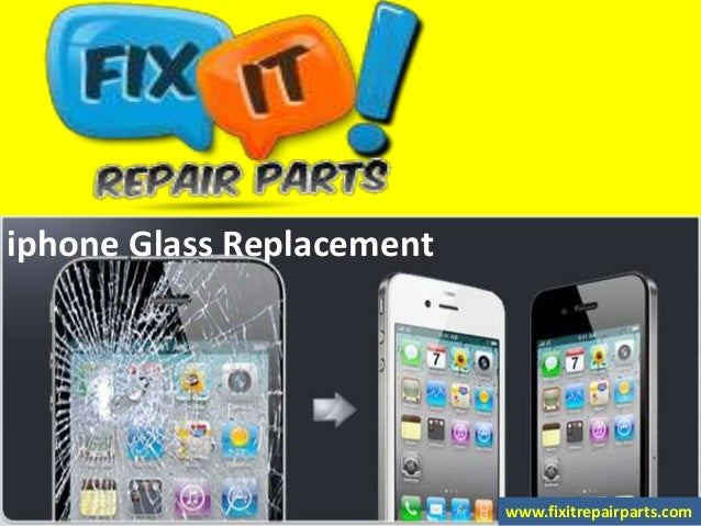 iphone Glass Replacement www.fixitrepairparts.com
