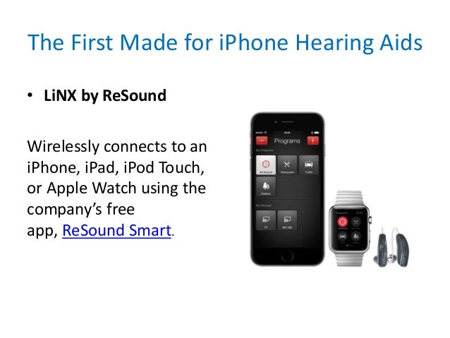 The Complete Guide to Made for iPhone Hearing Aids