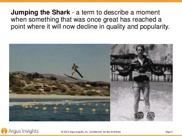 Has the iPhone Jumped The Shark? Slide 2
