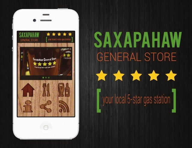 [ [yourlocal5-stargasstation SaxapAhaw GENERAL STORE