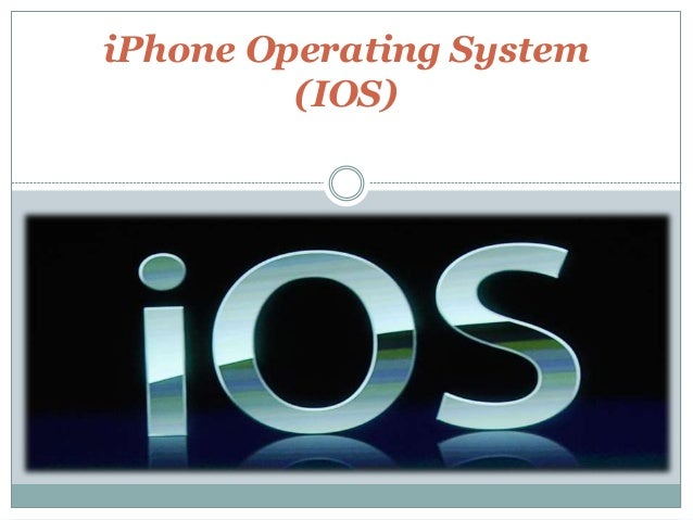 iphone operating system i phone operating system ios 8260