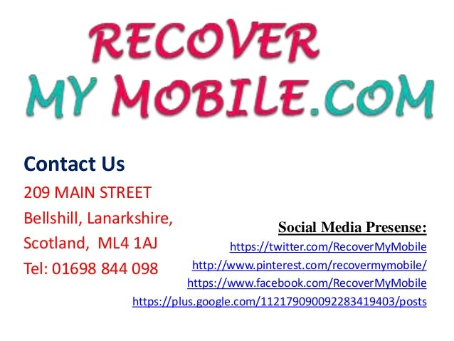 Iphone Repair Edinburgh
