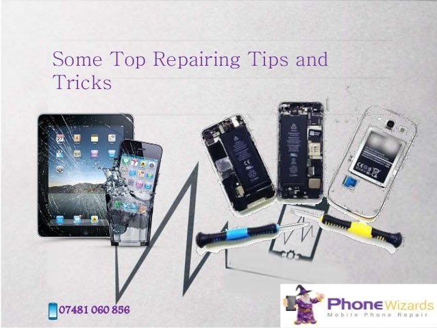 How Do You Repair A Wet Iphone