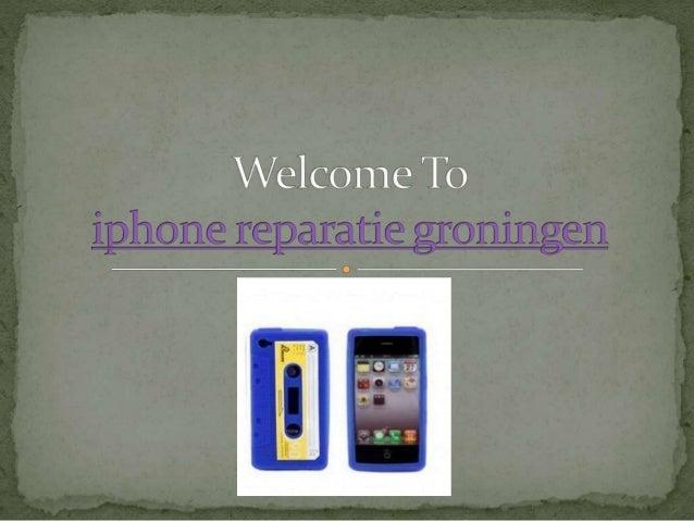 Iphone Reparatie Groningen Zuiderdiep