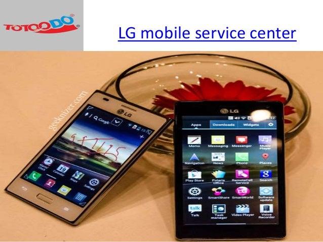 Award winning Mobile Repair center