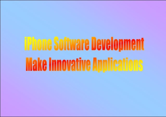 iPhone has created a standard for all mobile phones with advanced featuresand applications. Enjoyed by individuals and ent...