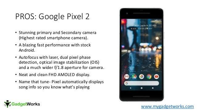 iPhoneX vs Samsung Note 8 vs Google Pixel MyGadgetWorks