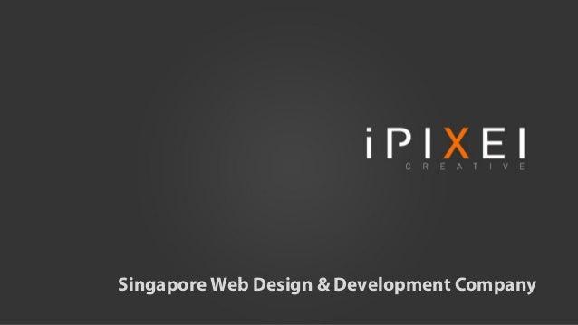 Singapore Web Design & Development Company