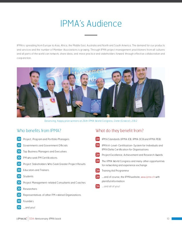 IPMAs strategic goals IPMA's strategic goals answers the question what does IPMA want to achieve with new strategy: A high...