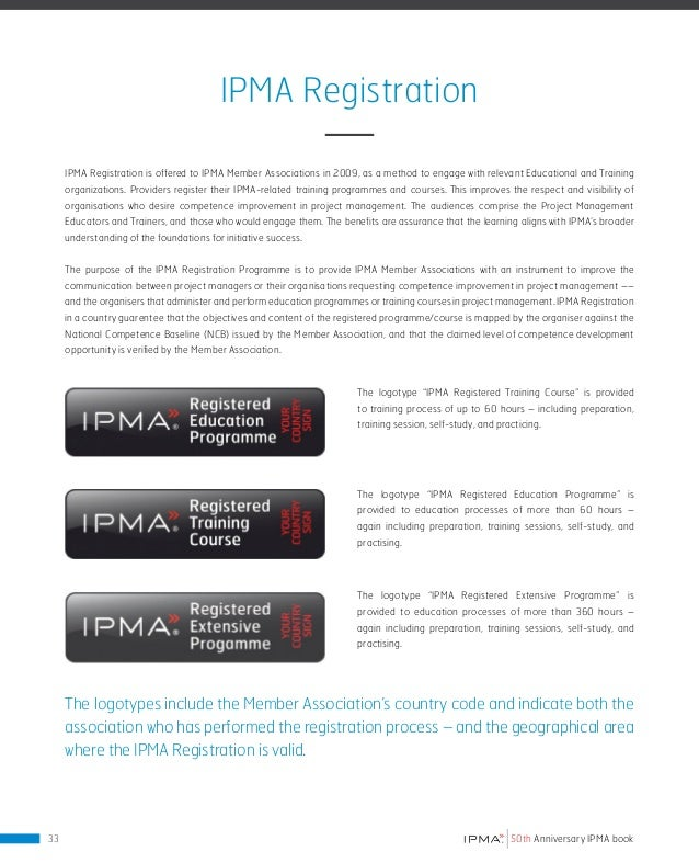 IPMA ProjeXchange ProjeXchange aims at bringing together experts for an exchange of ideas, experiences and know-how to dev...