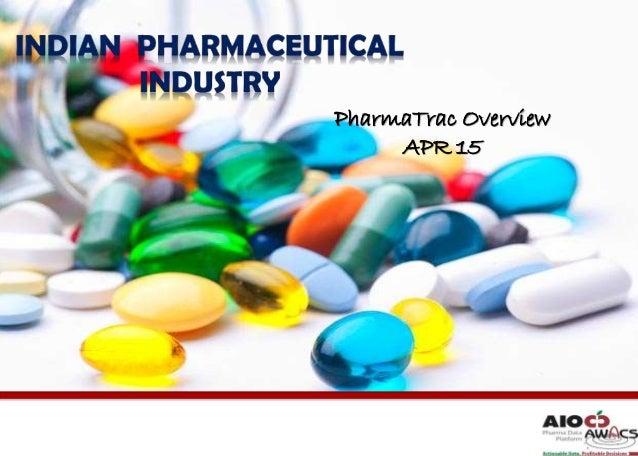 PharmaTrac Overview APR 15