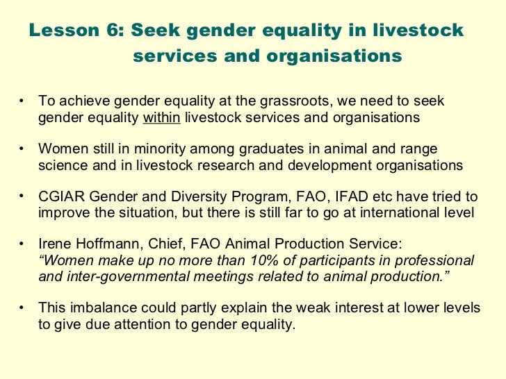 promoting gender equality essay Equality is a core canadian value, and i feel honoured to have this opportunity to  advocate for gender equality and feminism we have seen.