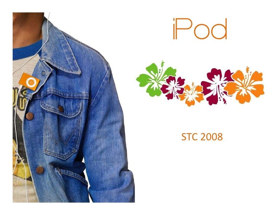 iPod   STC2008