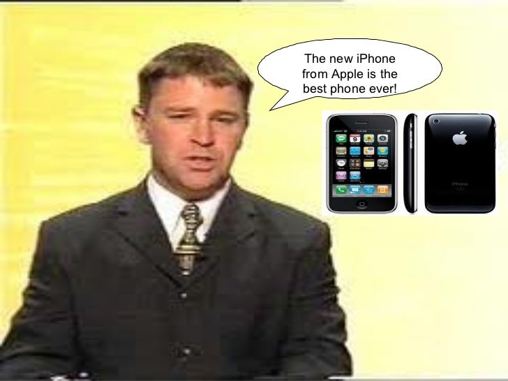 The new iPhone from Apple is the best phone ever!