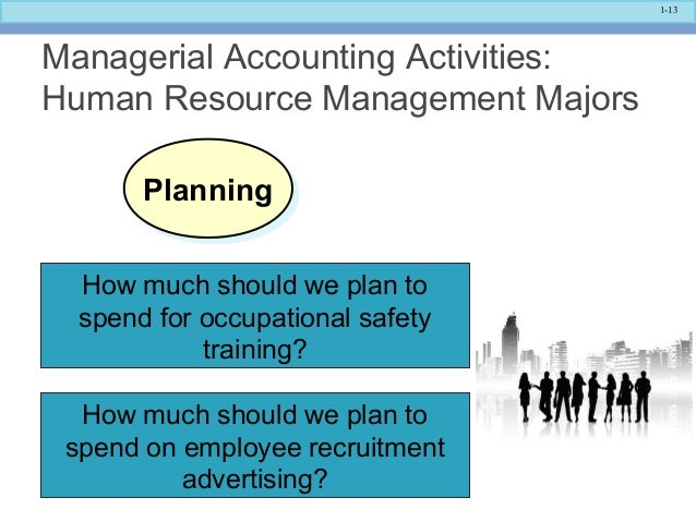 Managerial Accounting