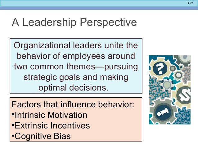 Organizational behavior robbins 13e chapter 5