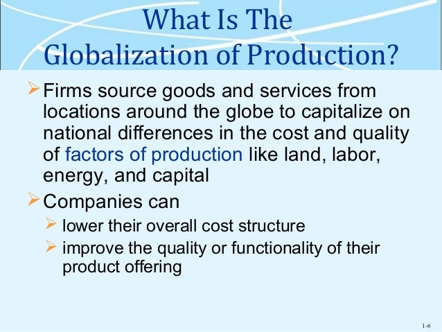 how small companies can participate in globalization The small business administration (sba) notes that nearly 96 percent of the world's consumers live beyond us shores if you're looking to expand into other markets, keep in mind that foreign countries hold two-thirds of the world's purchasing power.