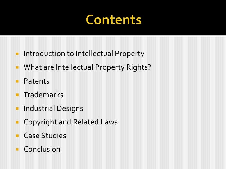 how to get intellectual property rights
