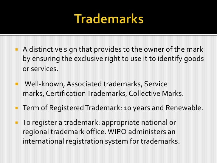 Regional collective trademark system