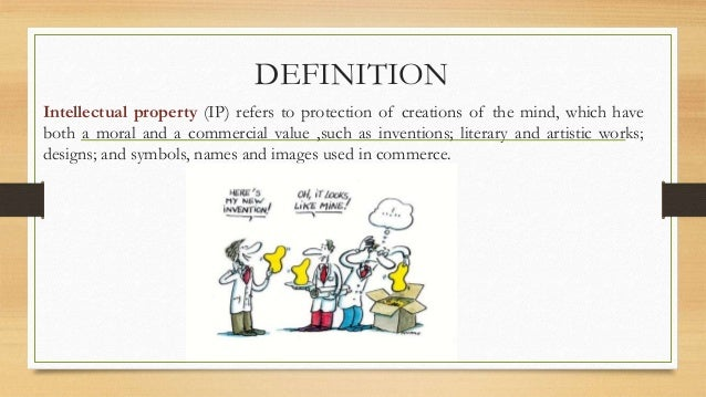 Sources Of Intellectual Property Law