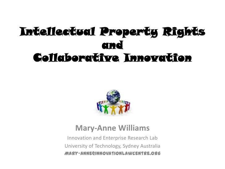 IP Rights and Collaborative Innovation