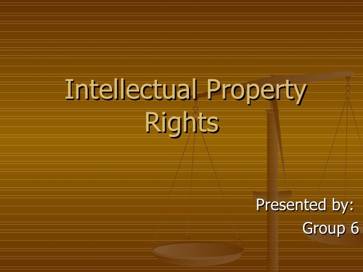 intellectual property law dissertations