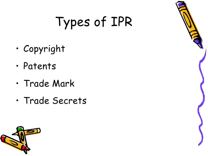 Introduction to Intellectual Property Rights Slide 3