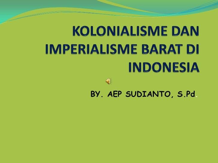 BY. AEP SUDIANTO, S.Pd.