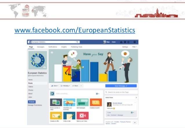 www.facebook.com/EuropeanStatistics