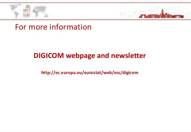 Putting users at the centerThe ESS approach in the DIGICOM project