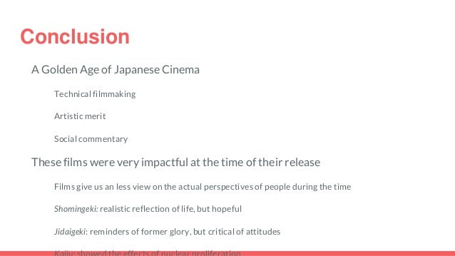 golden age of japanese cinema