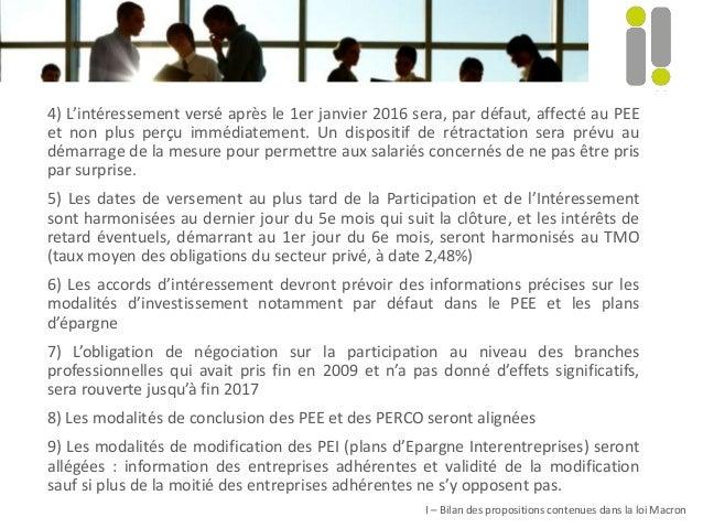 Ips cp reforme epargne salariale 250215 - Plafond de deduction au titre de l epargne retraite ...