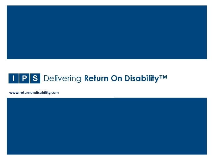www.returnondisability.com