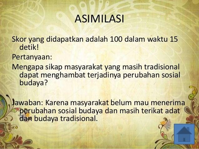 Contoh Asimilasi Hindu Budha Jobsdb
