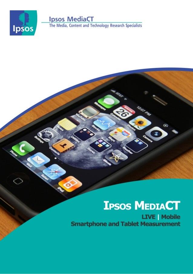 Ipsos-live Mobile Brouchure