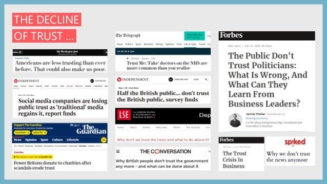 Ipsos MORI Event - Trust: the Truth? Slide 2