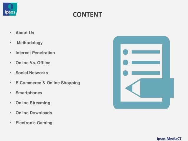 MENA Internet Usage & Consumption Habits Slide 2