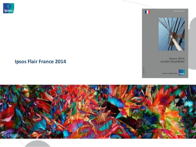 Ipsos Flair France 2014