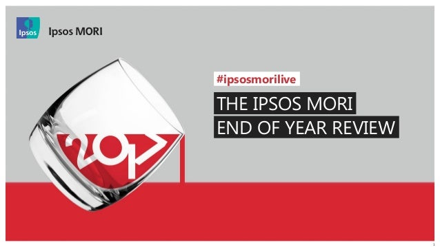 © 2016 Ipsos. All rights reserved. Contains Ipsos' Confidential and Proprietary information and may not be disclosed or re...
