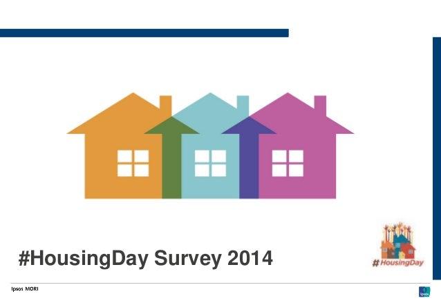 #HousingDay Survey 2014