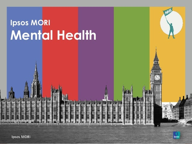 Ipsos MORI Mental Health