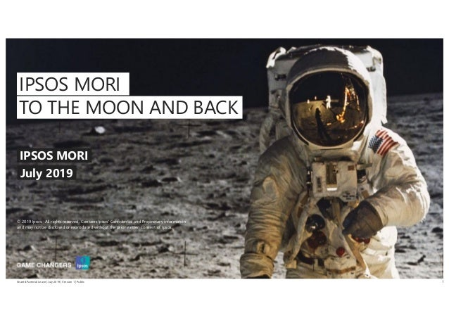 Shared Parental Leave | July 2019 | Version 1 | Public 1 IPSOS MORI TO THE MOON AND BACK IPSOS MORI © 2019 Ipsos. All righ...