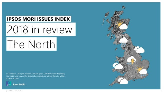 Ipsos MORI Issues Index | Public © 2016 Ipsos. All rights reserved. Contains Ipsos' Confidential and Proprietary informati...