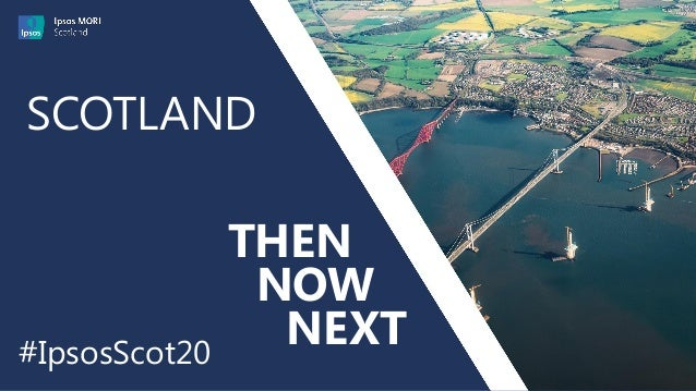 © 2015 Ipsos. THEN NOW NEXT SCOTLAND #IpsosScot20