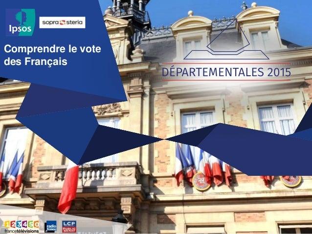 Comprendre le vote des Français
