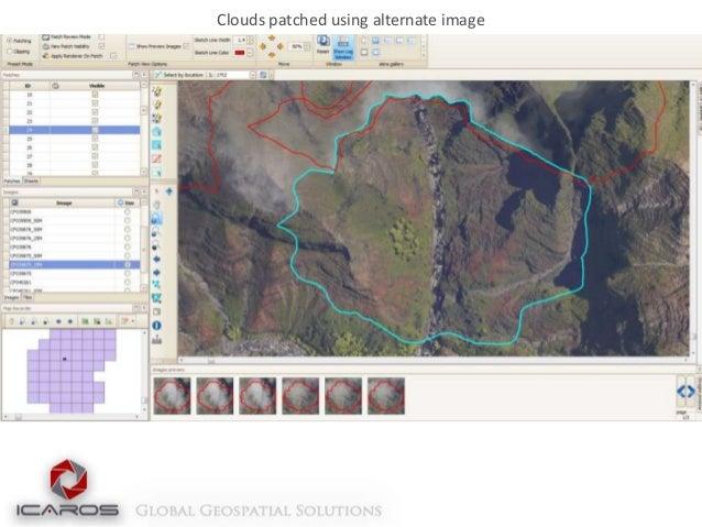 icaros photogrammetry software